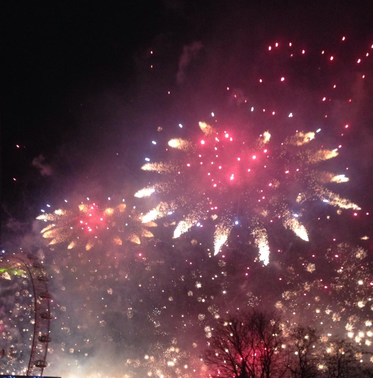 2014 SOLOMONS Thames Fireworks