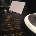 FA Service Awards 2014