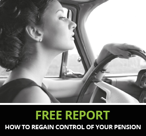 How do you find a lost pension?