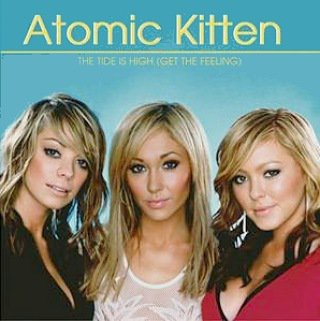 Atomic Kitten - The Tide is High No.1 single in 2002