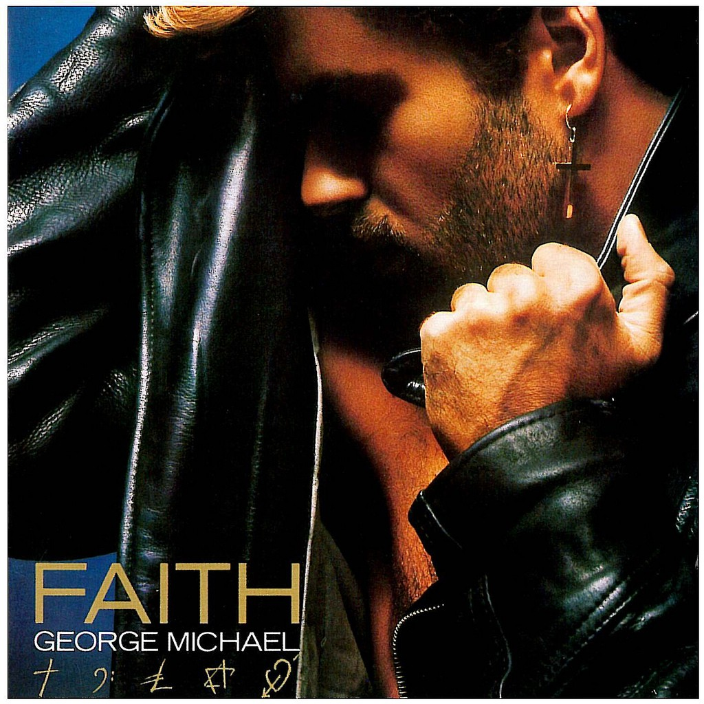 Released in 1987, Faith was the top selling album of 1988.