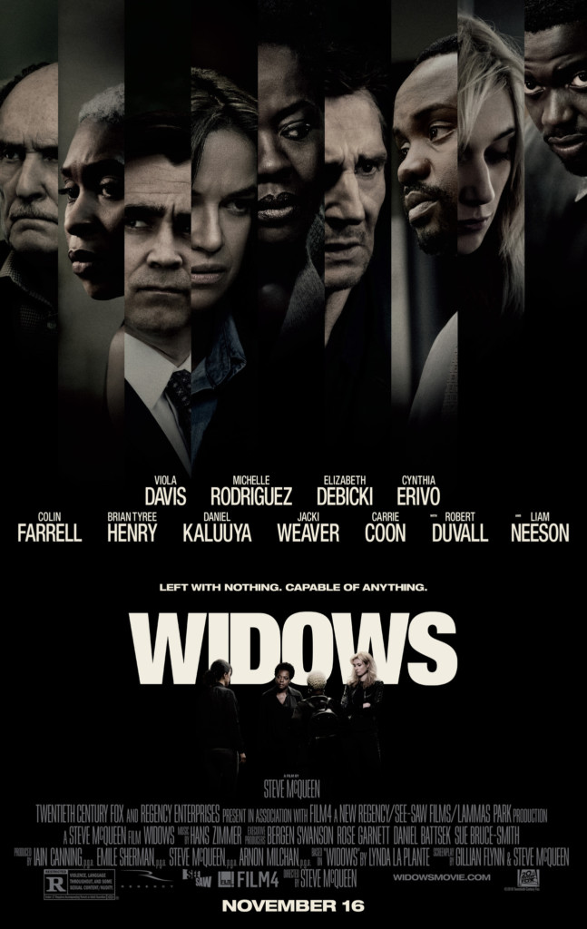 Solomons IFA blog review of Widows.