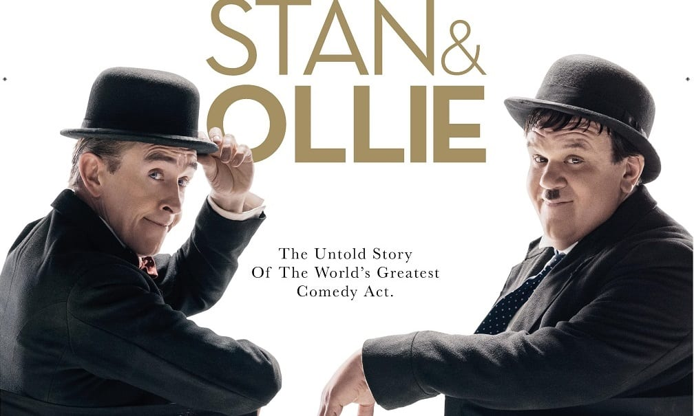 SOLOMONS IFA - STAN AND OLLIE MOVIE REVIEW FOR BLOG