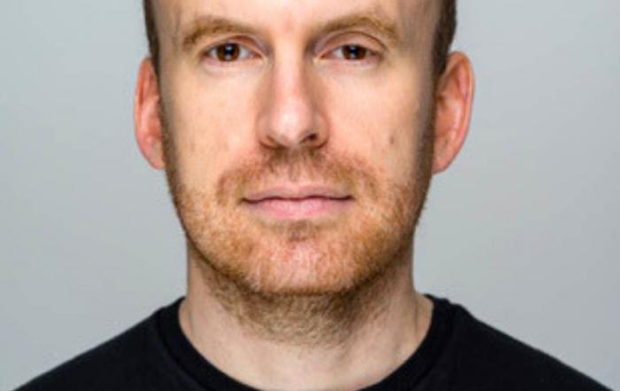 How to Stop Time author Matt Haig