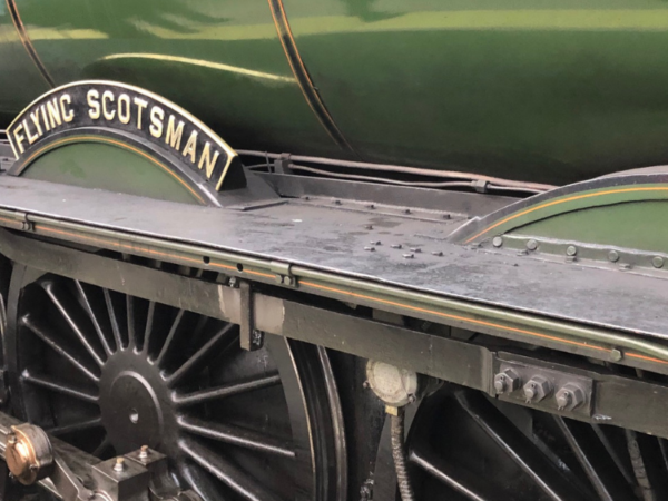 Number 60103 The Flying Scotsman