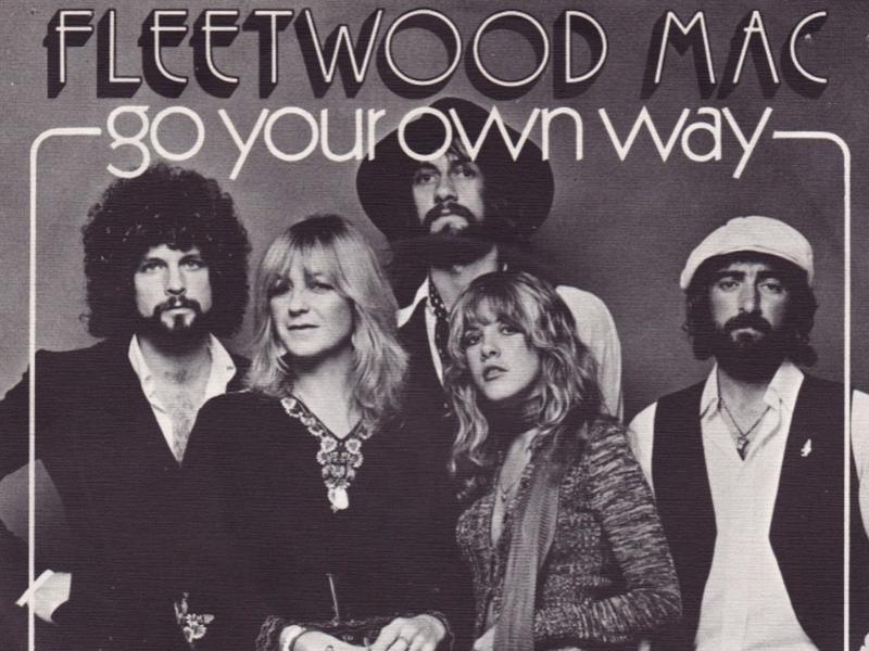 Fleetwod Mac - Go Your Own Way
