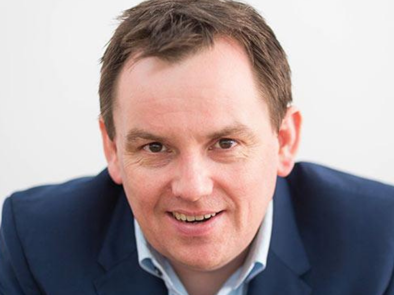 DAVID FERGUSON NUCLEUS CEO