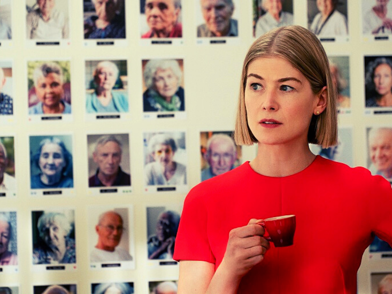 SOLOMONS BLOG I CARE A LOT MARLA - ROSAMUND PIKE