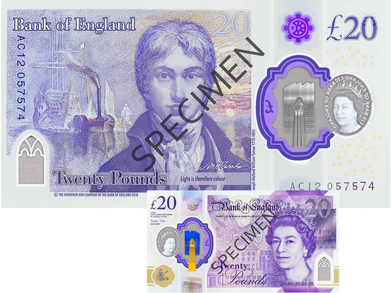 New Polymer £20