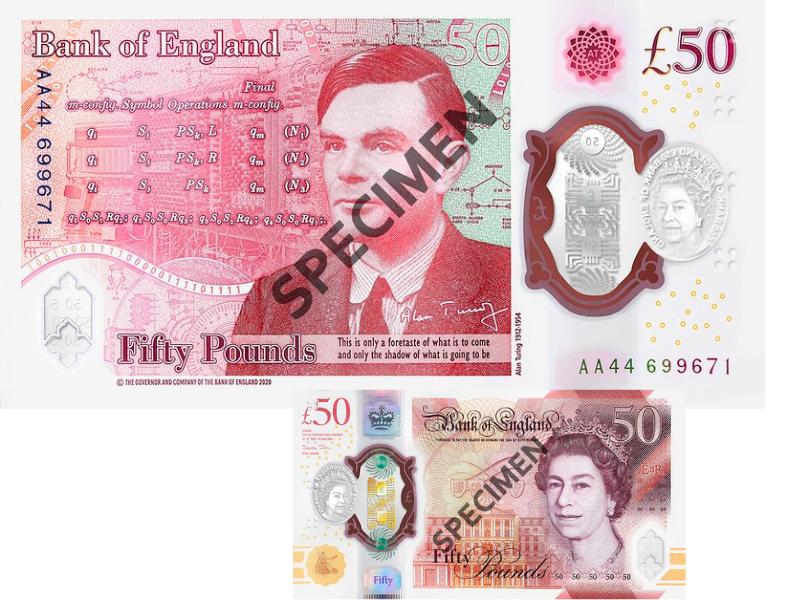 New Polymer £50